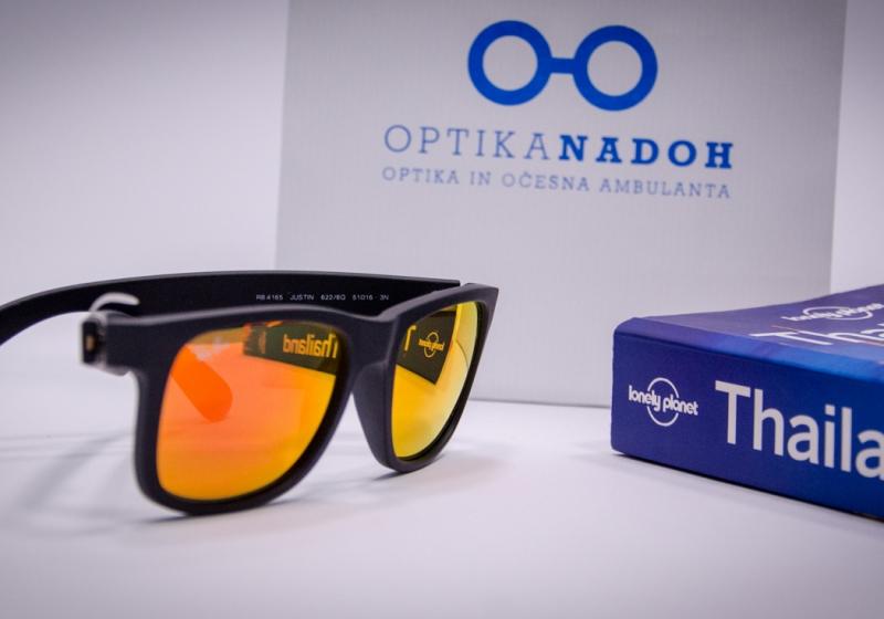Sončna očala in sončna očala z dioptrijo. Optika Nadoh Postojna.